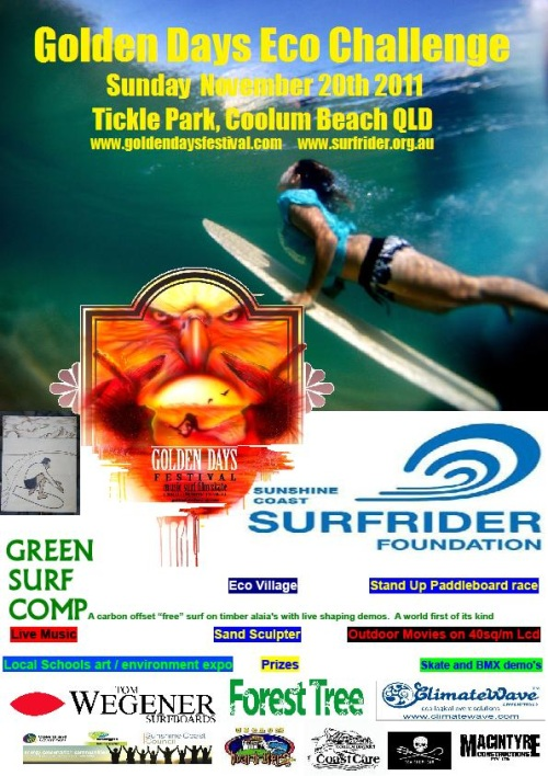 Surfrider Foundation Sunshine Coast Eco Challenge