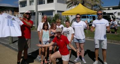 Greening events & dunes Boardriders, dune care & ice cream