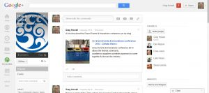 New Google+ Commuinty