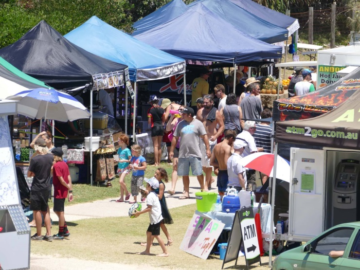 plastic free eco market village