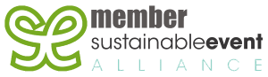CWE - Sustainable Event Alliance Member