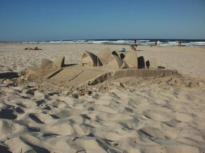sand castle opera house